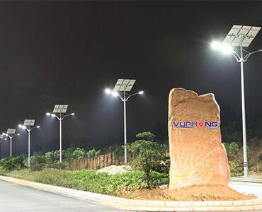 Đèn Đường Điện Mặt Trời