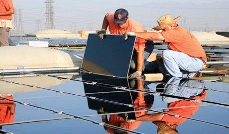 Dự án điện mặt trời của tập đoàn Mỹ First Solar tại Củ Chi (TP.HCM) đến nay vẫn gặp khó.