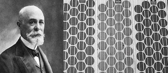 Lịch sử phát triển pin năng lượng mặt trời