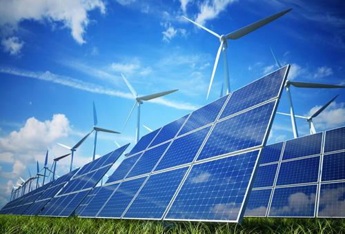 năng lượng sạch mặt trời